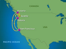 Card player cruises 7 night pacific coastal cruise bookings must be made through card player cruises to have access to the poker room sciox Choice Image