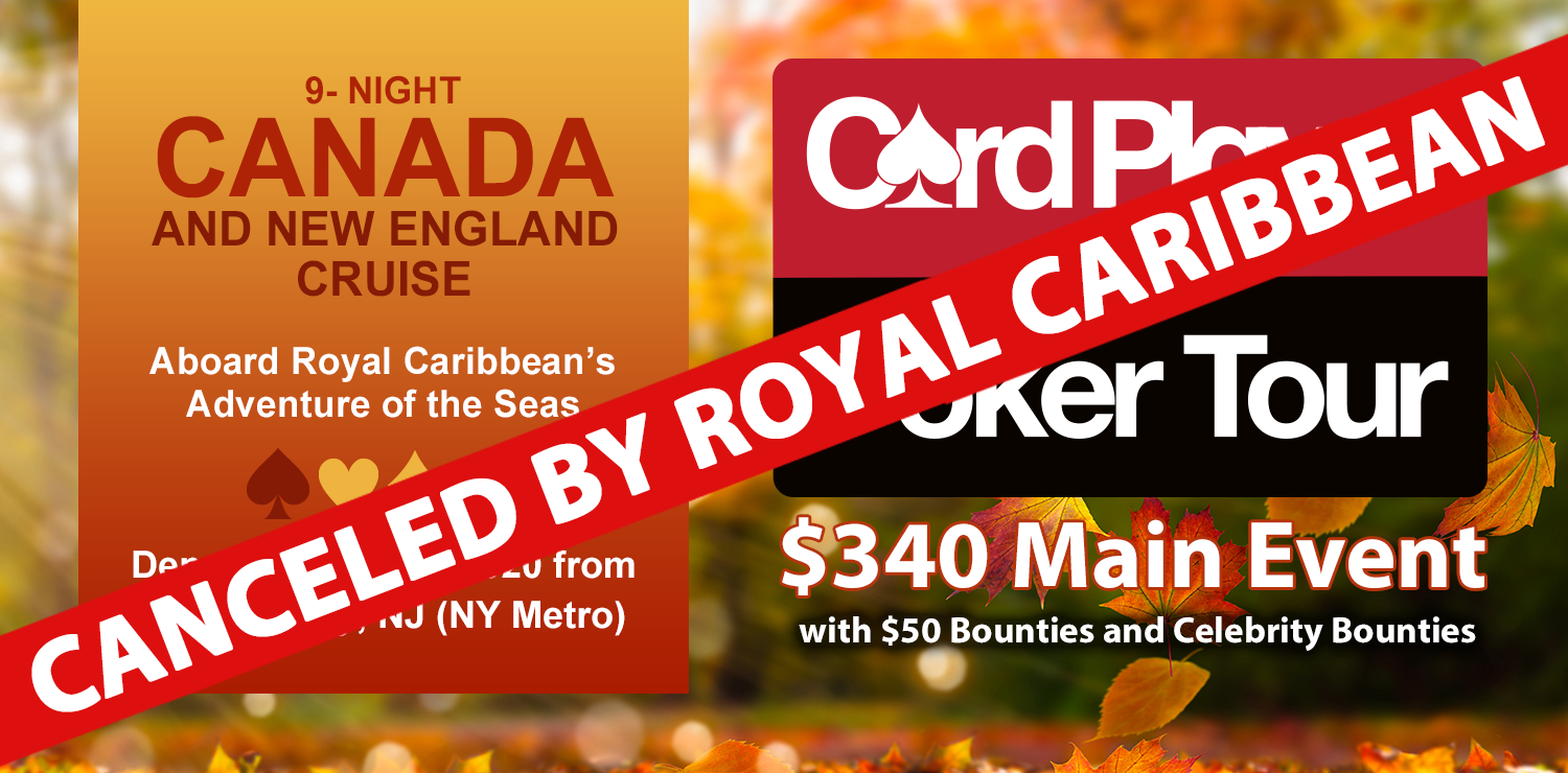 Best Time To Visit New England For Fall Colors 2020 9 Night Canada & New England Cruise | Card Player Cruises