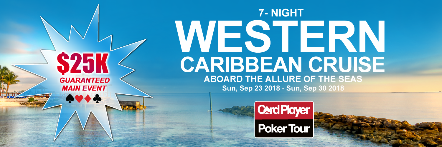 Cppt 2018 Cruise Card Player Cruises