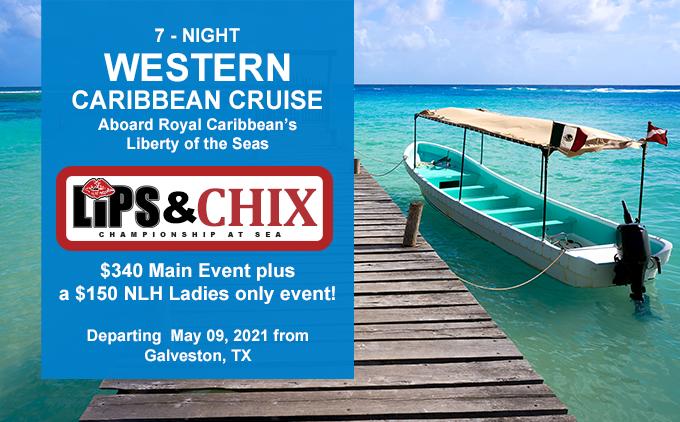 7-Night LIPS Western Caribbean Cruise