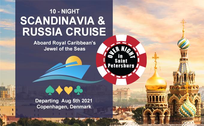 10-Night Scandinavia & Russia Cruise
