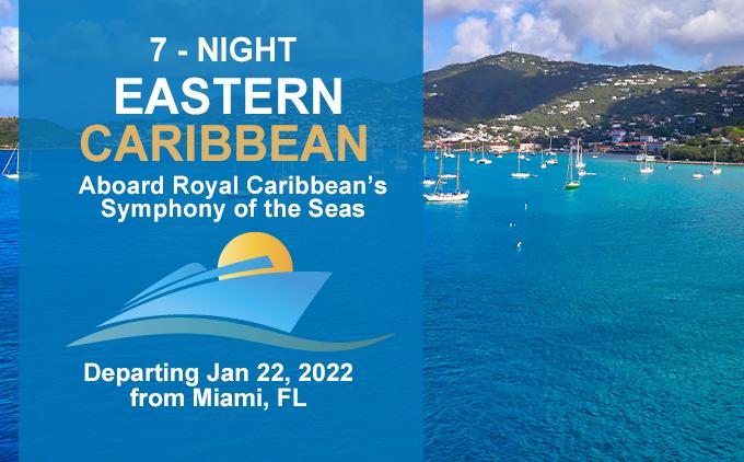 2022 7-Night Eastern Caribbean
