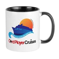 Card Player Cruises Mugs