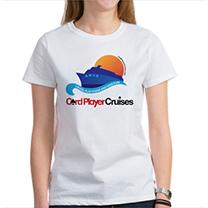 Poker Cruise Women's Wear